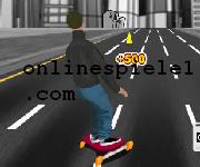 On Street Boarding Sport online spiele
